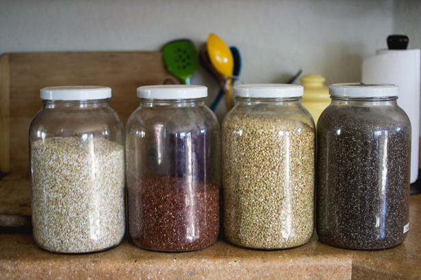 buckwheat-storage-jars