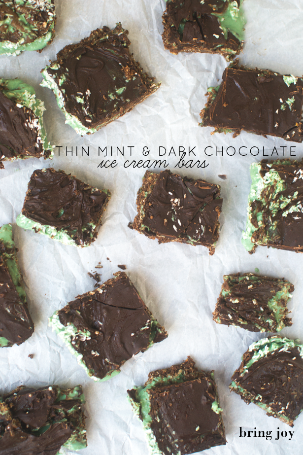 thin-mint-&-dark-chocolate-ice-cream-bars-vegan-glutenfree-bring-joy