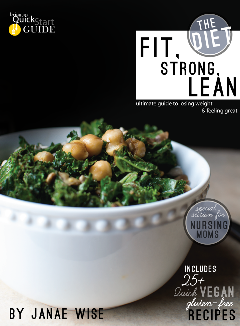 Fit, Strong, Lean: The Diet