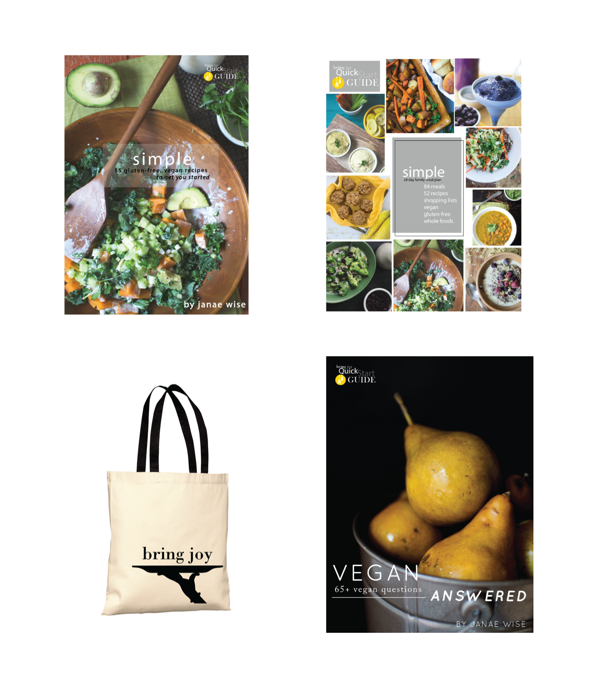 Vegan Starter bundle + tote