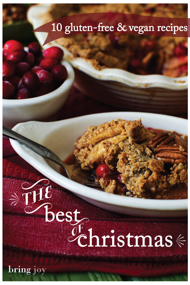 10 vegan gluten free christmas recipes bring joycom