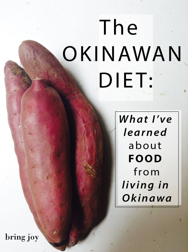 The Okinawan Diet Series: The Bento (part 1)