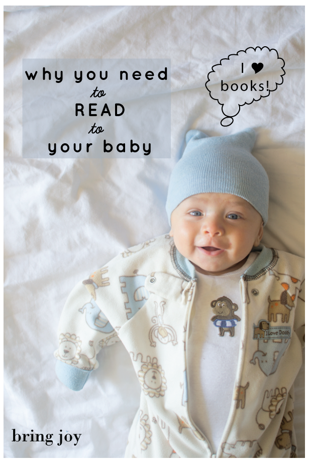 Creating A Literacy Rich Home Part 3 Reading To Babies